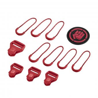 Coocazoo Zubehör MatchPatch Classic ribbon red