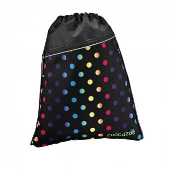 Coocazoo Taschen Sportbeutel RocketPocket Magic Polka Colorful
