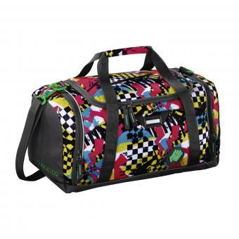 Coocazoo Taschen Sporttasche SporterPorter Checkered Bolts