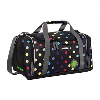 Coocazoo Taschen Sporttasche SporterPorter Magic Polka Colorful