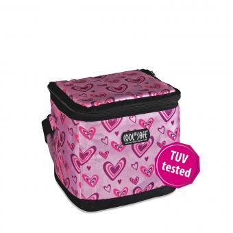 Cool Safe Medikamenten-Kühltasche Herzchen