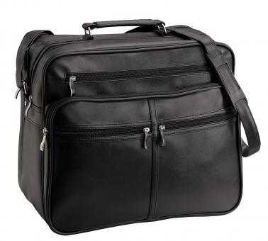 d&n Bags & More Flugumhänger- 2708 schwarz