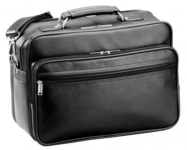 d&n Bags & More Flugumhänger- 2716 schwarz