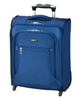 d&n Travel Line 64 Trolley S  2R 53cm 6454 blau