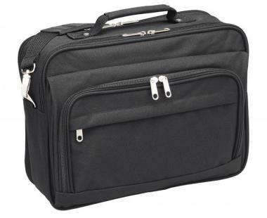d&n Bags & More Flugumhänger 6325 schwarz