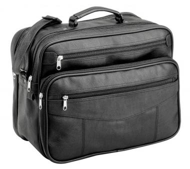 d&n Bags & More Flugumhänger 2701 schwarz
