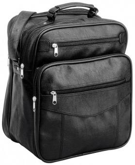 d&n Bags & More Flugumhänger 2704 schwarz