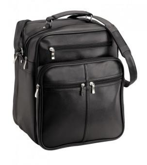 d&n Bags & More Flugumhänger 2709 schwarz
