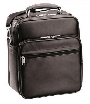 d&n Bags & More Flugumhänger 2712 schwarz