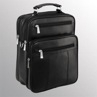 d&n Bags & More Flugumhänger 2715 schwarz