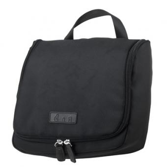 d&n Bags & More Kulturtasche 5697 schwarz