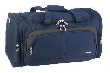 d&n Bags & More Reisetasche 7712 blau
