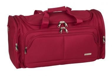 d&n Bags & More Reisetasche 7712 rot