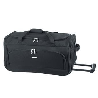 d&n Bags & More Rollenreisetasche 2w 7713 schwarz