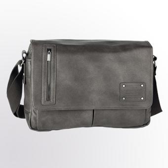 """d&n Basic Line Businesstasche mit Laptopfach 15"""" - 5616 grau"""