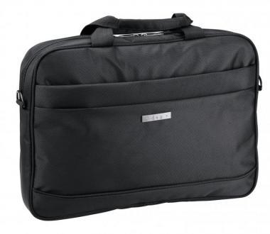 """d&n Basic Line Businesstasche mit Laptopfach 15"""" - 5616 schwarz"""