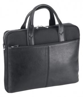 """d&n Basic Line Businesstasche mit Laptopfach 15"""" - 5130 schwarz"""