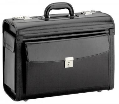 d&n Business & Travel Pilotenkoffer 2685 schwarz