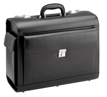 d&n Business & Travel Pilotenkoffer 2687 schwarz