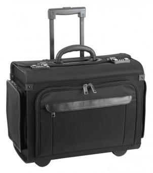 d&n Business & Travel Pilotenkoffer 2688 schwarz