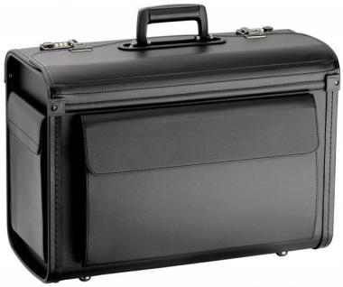 d&n Business & Travel Pilotenkoffer 2809 schwarz