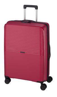 d&n Travel Line 40 Trolley M 4R, 67cm 4060 Pink