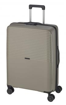 d&n Travel Line 40 Trolley S 4R, 55cm 4050 Taupe
