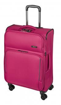 d&n Travel Line 79 Trolley-Set 7904 4R, 3-tlg. S/M/L pink