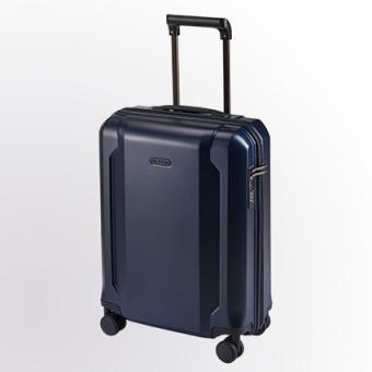 d&n Travel Line 81 Trolley M 4R 65cm 8160 blau
