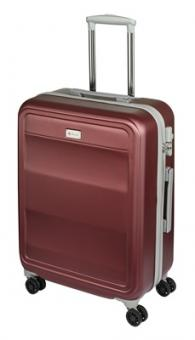 d&n Travel Line 96 Trolley M 9660 4R 64cm bordeaux