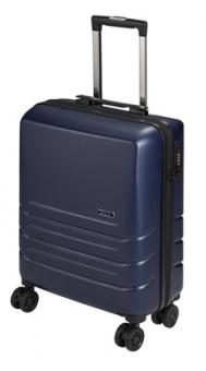 d&n Travel Line 98 Trolley S 9850 4R 54cm blau