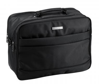 d&n Bags & More Flugumhänger- 5601 schwarz