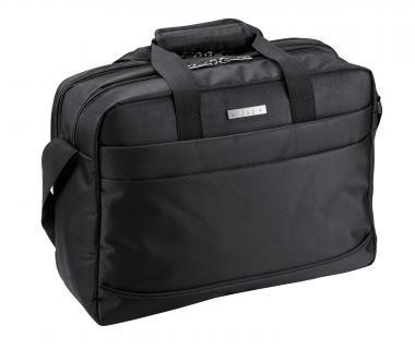 d&n Basic Line Businesstasche mit Laptopfach- 5617 schwarz
