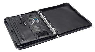 d&n Easy Business Schreibmappe- 5096 schwarz