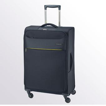 d&n Travel Line 63 Trolley S 4R 55cm - 6354 blau