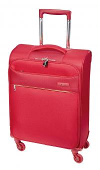 d&n Travel Line 63 Trolley S 4R 55cm - 6354 rot