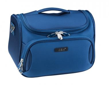 d&n Travel Line 64 Beautycase 6430 blau
