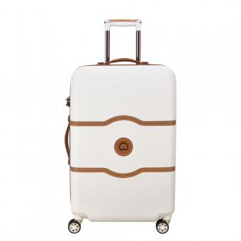 Delsey Châtelet Air Trolley 4 Rollen 67cm Angora