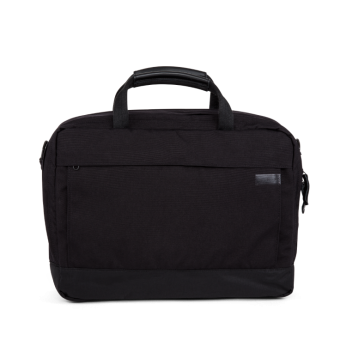 A E P Delta Classic Essential Work Bag mit Laptopfach Pitch Black
