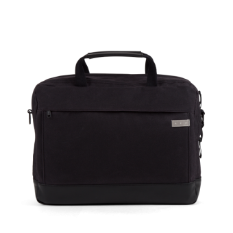 A E P Delta Classic Special Work Bag mit Laptopfach Suit Black