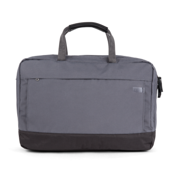 A E P Delta Large Essential Work Bag mit Laptopfach Graphite Grey