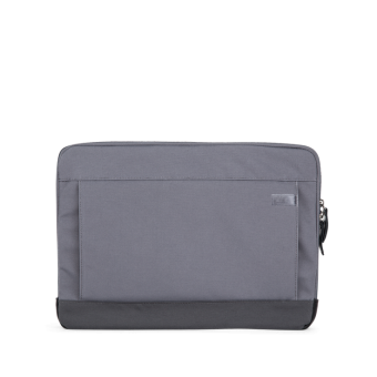 A E P Delta Travel Pouch Essential Accessory mit Multimediafach Graphite Grey