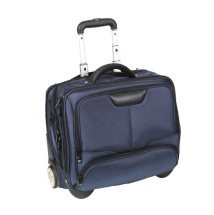 Dermata Business Trolley 3456NY blau