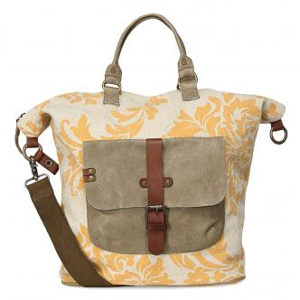 Desiderius Marcelina Rika yellow + olive