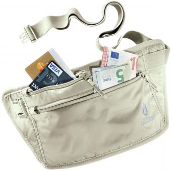 Deuter Security Money Belt II Geldgurt sand