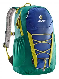 Deuter GOGO XS Limited Edition Kinderrucksack indigo-alpinegreen