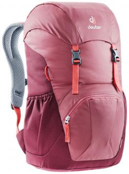 Deuter Junior Kinderrucksack cardinal-maron