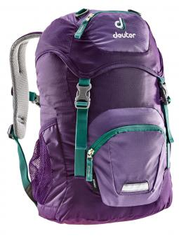 Deuter Junior Limited Edition Kinderrucksack flieder-plum