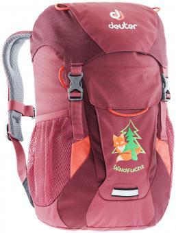 Deuter Waldfuchs Kinderrucksack cardinal-maron