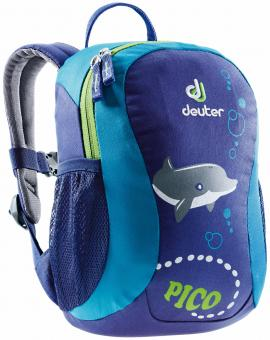 Deuter Pico Kinderrucksack indigo-turquoise